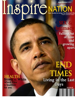 InspireNATION Magazine September October 2011