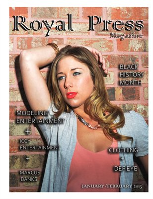 Royal Press Magazine issue #4