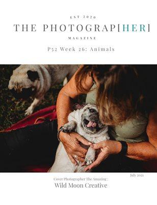 P52 Week 26: Animals | July 2021
