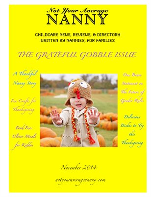 NYAN Magazine: The Grateful Gobble Issue