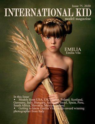 International Kid Model Magazine Issue #75