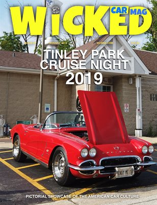 WICKED CAR MAG TINLEY EDITION