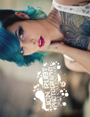 Jon Ruby Photography 2013 Tattoo Calendar