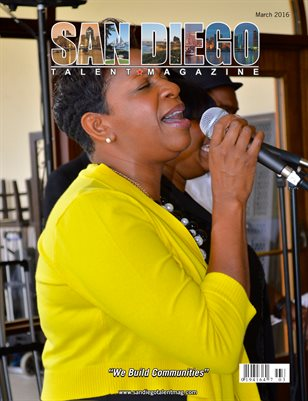 San Diego Talent Magazine March 2016 Edition