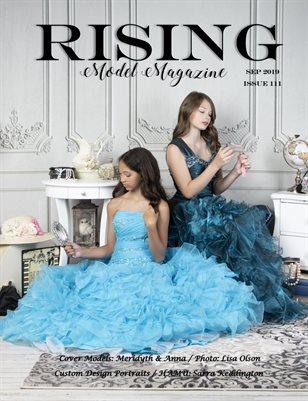 Rising Model Magazine Issue #111