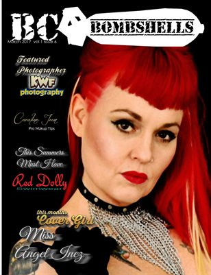 BC Bombshells March 2017 - Alternative Issue