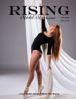Rising Model Magazine Issue #78