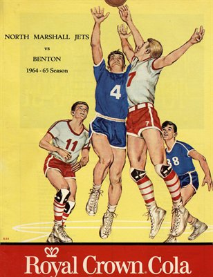 1964-65 North Marshall Jets vs. Benton