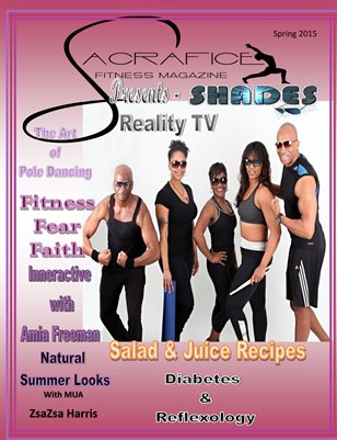 Sacrifice Fitness Magazine Spring Edition 2015