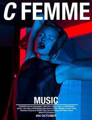 C FEMME #04 (COVER 3)