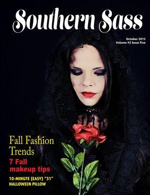 Southern Sass Magazine | Volume #2.1 Issue 5.1