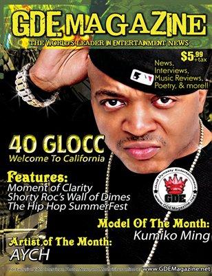 GDE Magazine: 40 Glocc Edition