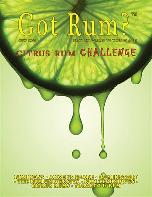 Got Rum? July 2011