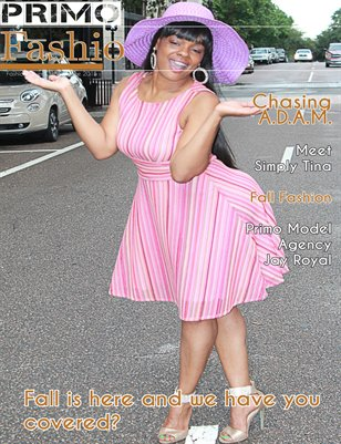 Primo Fashions USA issue #4