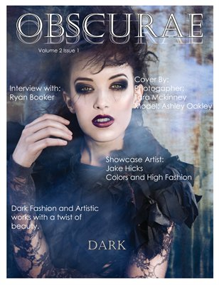 Obscurae Magazine Volume 2 Issue 1