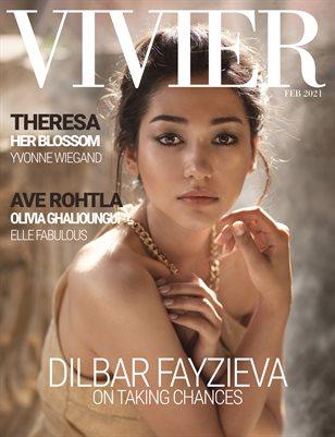 Vivier Magazine February Issue 2021