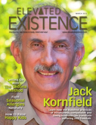 March 2012 Issue With Jack Kornfield