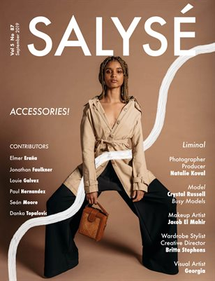 SALYSÉ Magazine | Vol 5 No 87 | SEPTEMBER 2019 |