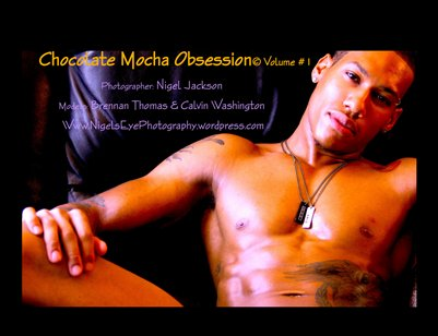 Chocolate Mocha Obsession Vol #1 2013 Calendar