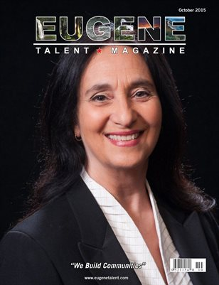 Eugene Talent Magazine October 2015 Edition