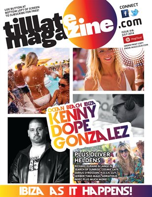 Tilllate Magazine july 2014