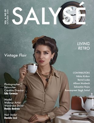 SALYSÉ Magazine | Vol 6 No 29 | OCTOBER 2020 |