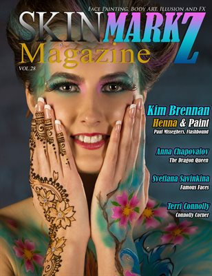 April Issue of SkinMarkZ Magazine - Issue #28