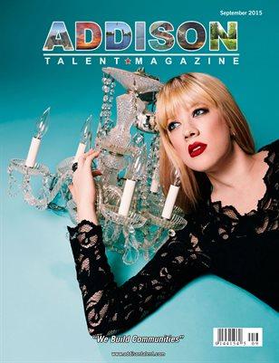 Addison Talent Magazine September 2015 Edition