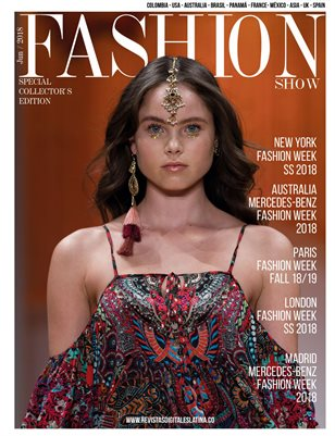FASHION SHOW Magazine - Special Collector´s Edition - June 2018