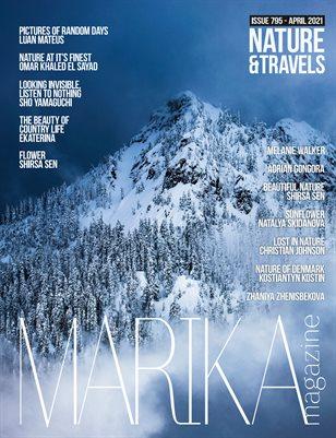 MARIKA MAGAZINE NATURE & TRAVELS (ISSUE 795 - APRIL)