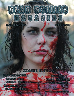 Dead Dollies Magazine Issue 7 Zombie Edition