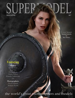 Supermodel Magazine Issue 067