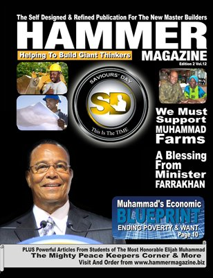 Hammer Magazine Vol. 12