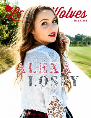 ISSUE 8 & 9 - ALEXA LOSEY