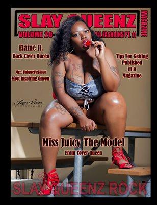 Slay Queenz Magazine Vol.20 'ALL FASHIONS' Pt.11