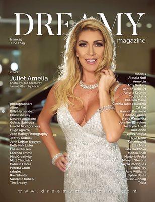 DREAMY Magazine   Issue 35
