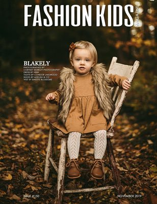 Fashion Kids Magazine | Issue #150