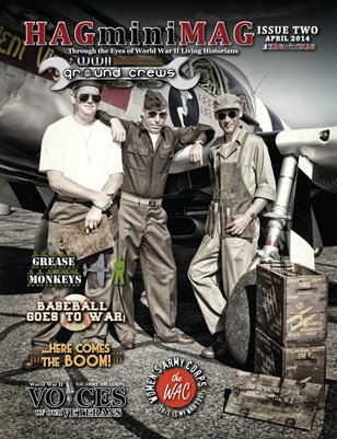 Living History Group Mini Magazine ISSUE 2 April 2014