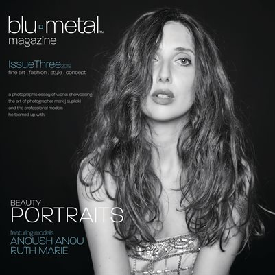 Blu-Metal Magazine - Issue Three