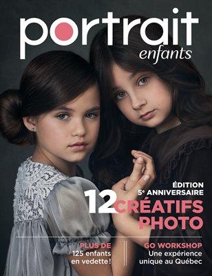 Magazine Portrait d'enfants - Vol. 9