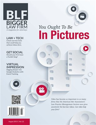You Ought To Be In Pictures - August 2013