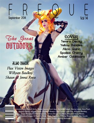 Freque Magazine Vol 14 The Great Outdoors