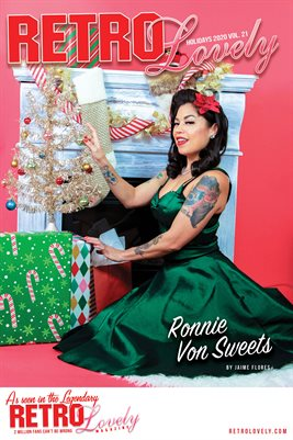 Ronnie Von Sweets Cover Poster