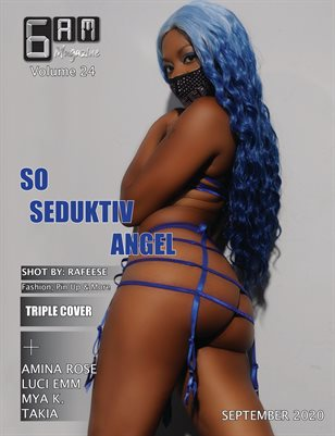 6 A.M. Magazine Volume 24 (Angel)