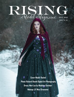 Rising Model Magazine Issue #18