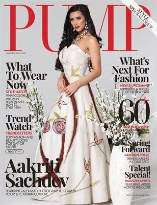 PUMP Magazine | The Editor's Choice Issue | Vol.2 | Feb. 2021