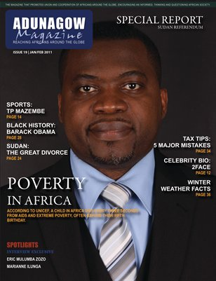 JAN/FEB 2011 Issue
