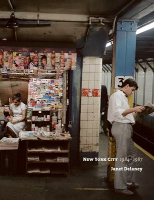 New York City 1984-1987.