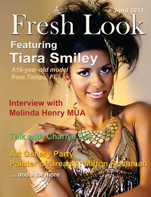 Fresh Look Magazine - April 2013