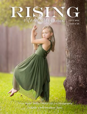Rising Model Magazine Issue #59